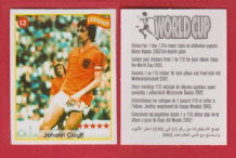 Holland Johan Cruyff Ajax 12